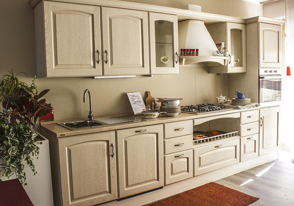 Cucina Componibile Scavolini  Modello Madeleine